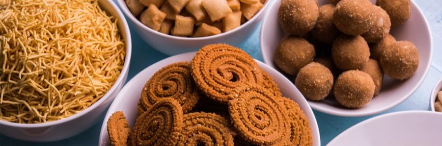 Sev & Biscuit Machines