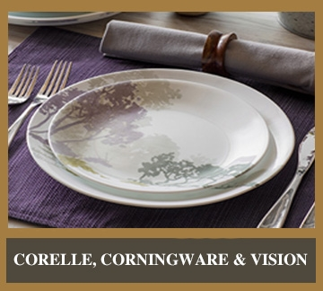 Shop For Corelle, Corningware & Vishion