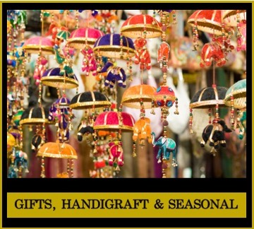 Shop For Gifts, Handicraft & Seasonal Goods