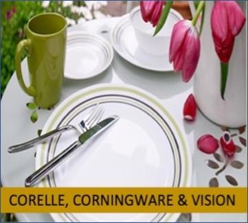 Shop For Corelle, Corningware & Vishion