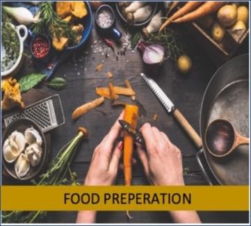 Shop For Food Preparation