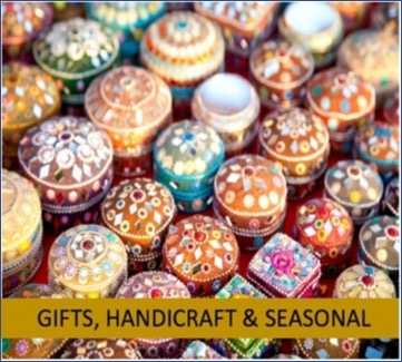 Shop For Gifts, Handicraft & Seasonal Goods